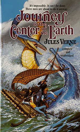 Journey to the Center of the Earth (Tor Classics) (Journey To The Center Of The Earth Author)
