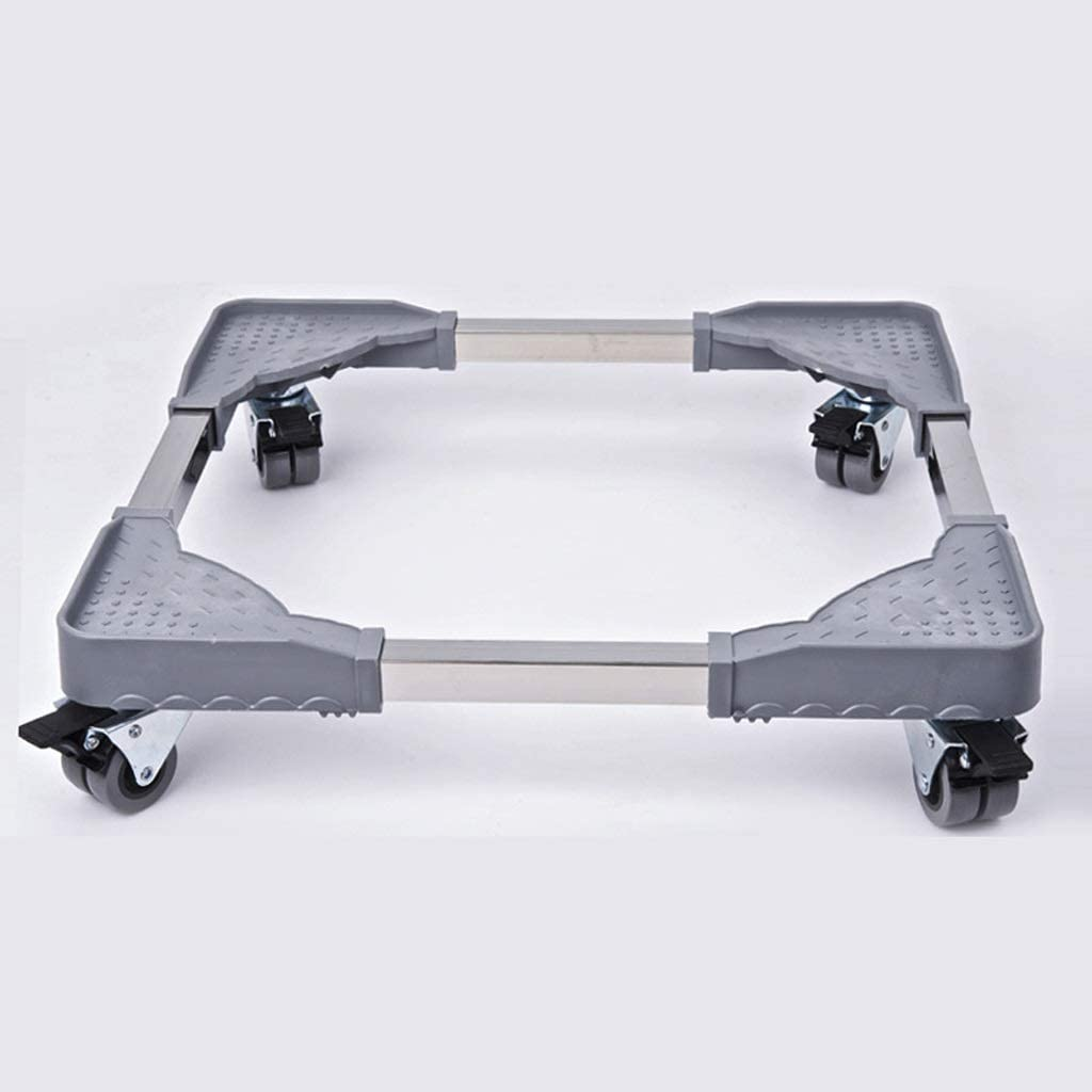 GLJJQMY Soporte para lavadora rejilla de acero inoxidable soporte ...