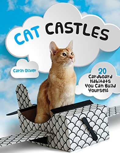 Cat Castles: 20 Cardboard Habitats You Can Build Yourself for $<!--$3.23-->