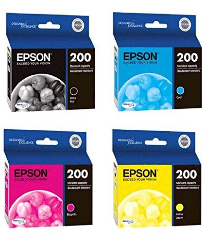 Epson DURABrite Standard Capacity Cartridge BK C M Y product image