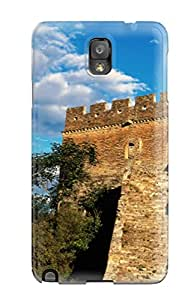 Hot New Locations Great Wall Of China Case Cover For Galaxy Note 3 With Perfect Design