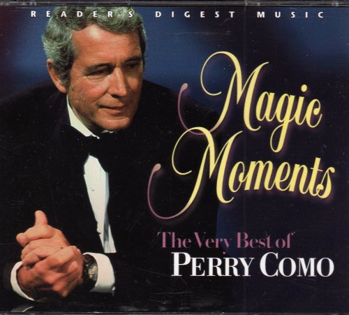 Reader's Digest Magic Moments the Very Best of Perry Como (Perry Como The Very Best Of Perry Como)