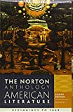The Norton Anthology of American Literature (Eighth Edition)  (Vol. Package 1: Volumes A & B)
