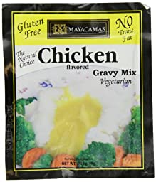 Mayacamas Chicken Gravy Mix, 0.70-Ounce Units (Pack of 12)