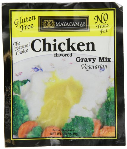 Gravy Mix Vegetarian (Mayacamas Chicken Gravy Mix, 0.70-Ounce Units (Pack of 12))