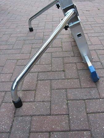 Burton Wire and Tube - Patas de seguridad antideslizantes para escalera de mano: Amazon.es: Bricolaje y herramientas