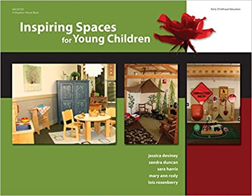 Book Inspiring Spaces for Young Children