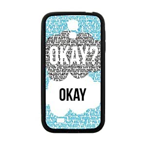 Fresh warm dialogue Cell Phone Case for Samsung Galaxy S4 by icecream design