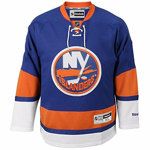 NHL New York Islanders Premier Jersey, Royal, Large