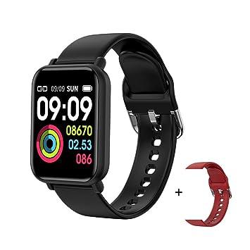 Smartwatch Contador de calorías reloj Mujer Hombre reloj for ...