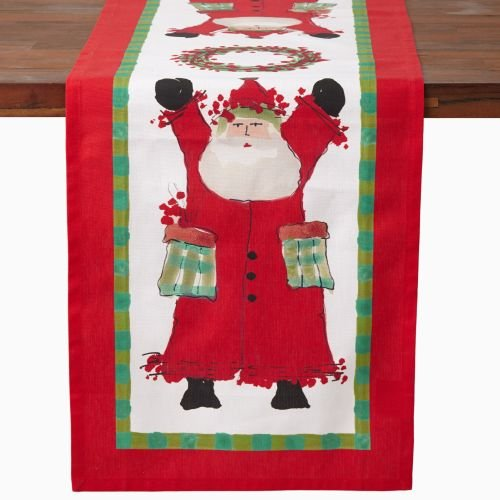 VIETRI OLD ST. NICK Table Runner by VIETRI