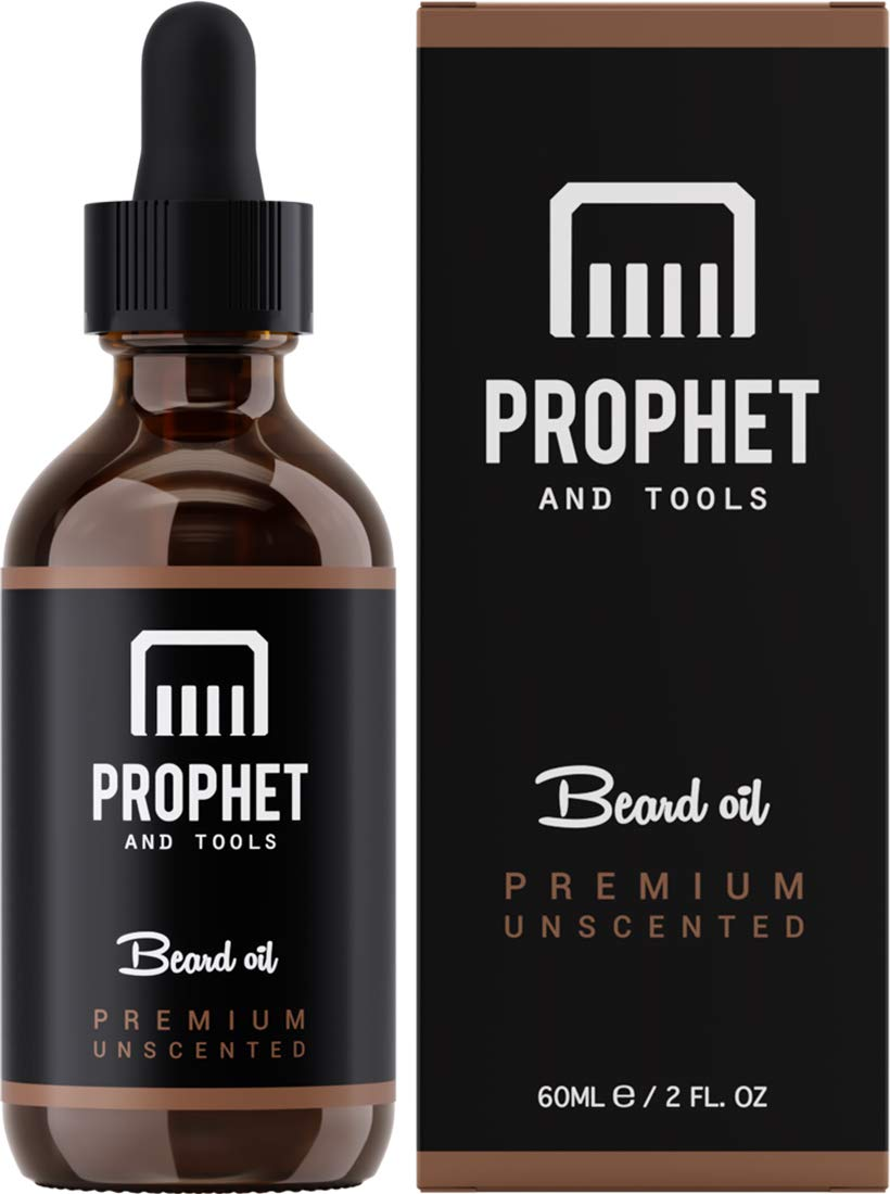 Premium Beard Oil in 60ML by Prophet and Tools