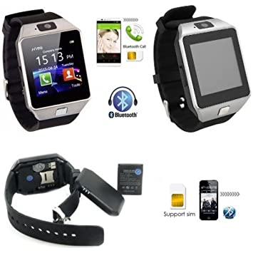 SmartWatch reloj para Apple Iphone IOS Android Samsung Huawei Acer ...