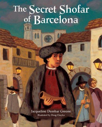 The Secret Shofar of Barcelona (High Holidays)