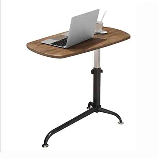 Mesas de centro MEIDUO Escritorio móvil Ajustable de Altura ...