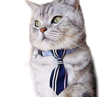 FUCHS_F Mascotas Lindo Cuello Perro Corbata Gatos Collar Bandera ...