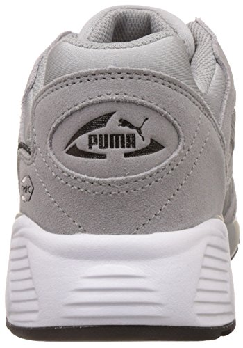 02 Basses Mixte White Adulte Sneakers drizzle Gris blanc Noir puma puma Prevail Black Puma x4EwaOE