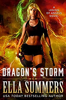 Dragons Storm Legion Angels Book ebook