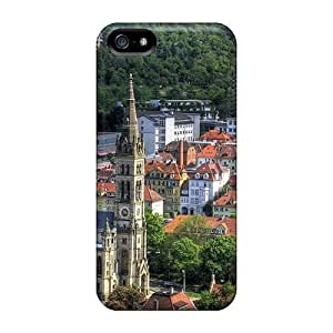 For SamSung Note 3 Phone Case Cover Strong Protect Cases - Church In Stuttgard Germany Design