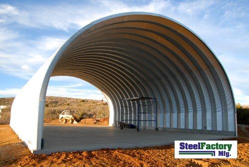 Steel Factory Mfg Steel S20x30x14 Made in USA Prefab Metal Arch Storage Building Garage Barn Kit price tips cheap