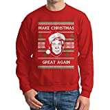 Haase Unlimited Men's Crew Neck Sweatshirts are great for a night on the town, hanging around your home, or to wear to your next party. All of our Men's CrewNeck Sweatshirts are manufactured for proper fit, have double-needle stitching throughout alo...