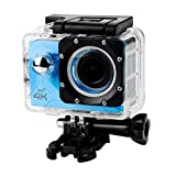 Best Action Cam With WiFis - Foncircle Ultra 4K Full HD LCD Screen Waterproof Review