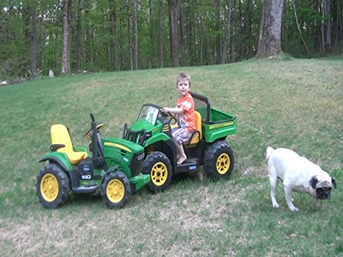 The Funny John Deere Vehicle Accident