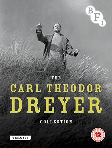 Carl Theodor Dreyer Collection (Limited Edition Blu-ray box set) ()