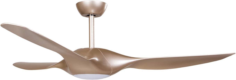 Sulion Elegance Ventilador de Techo, Dorado