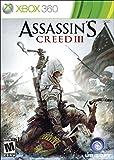 Assassin's Creed 3 - Trilingual - Xbox 360 Standard Edition