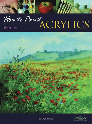 Read Online Acrylics (How to Paint) pdf