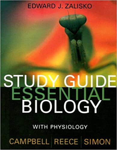Essential Biology with Physiology,  Study Guide