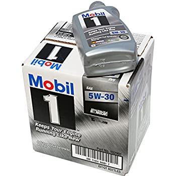 mobil 1 98hc63 5w 30 synthetic motor oil 1. Black Bedroom Furniture Sets. Home Design Ideas