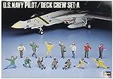 Hasegawa 1/48 US Navy Pilot/Deck Crew A