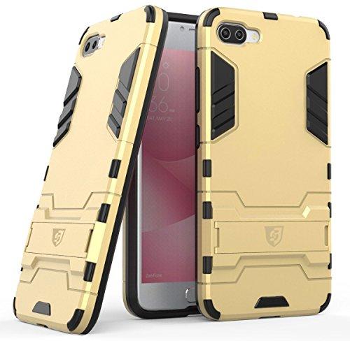Capa para Zenfone 4 Max ZC554KL (5.5 Pol), SKUDO Defender [Dual Layer][Anti Impacto ][Military Grade] , Asus Zenfone 4 Max - 5.5