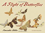 A Flight of Butterflies, Kanzaka Sekka, 0486448355