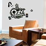 Wall Graphix: Ozzy Logo 23 x 29
