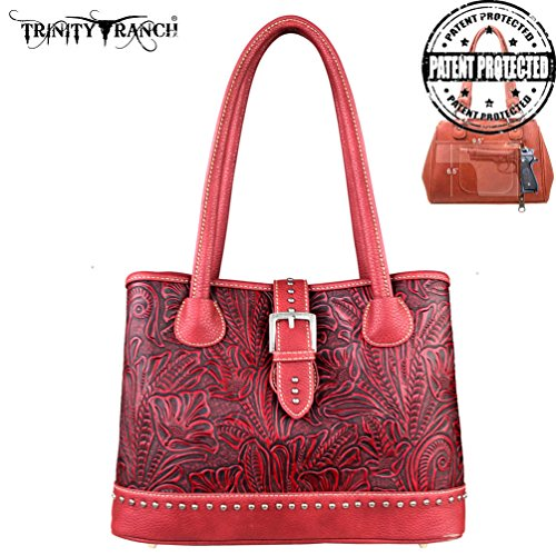 tr24g-l8563-montana-west-trinity-ranch-tooled-design-concealed-handgun-collection-handbag-red