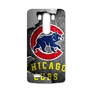 Forever Collectibles NFL Dual Hybrid Chicago Bears Custom Case for LG G3