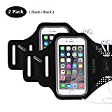 """Triomph Sports Running Armband for iPhone 6 6S iPhone 7 5"""" Samsung GalaxyS6"""