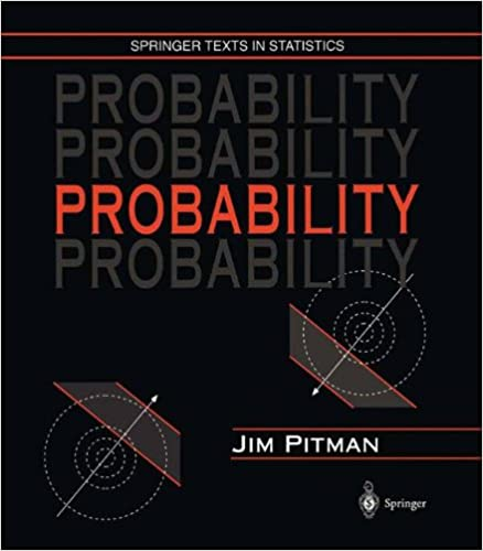 Amazon com: Probability (Springer Texts in Statistics