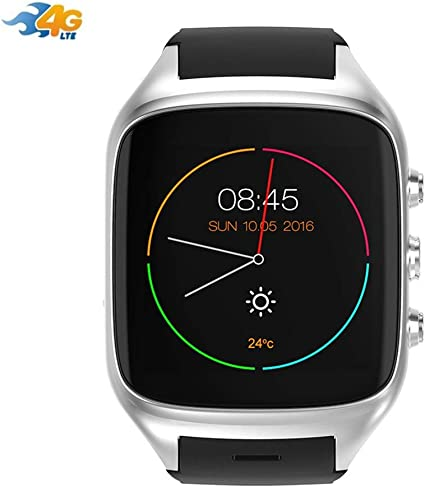 4G Smart Watch Android 6.0 Soporte WIFI GPS RAM 1G ROM 8G ...