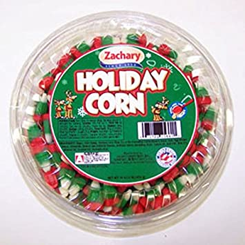 christmas holiday candy corn red green white - Christmas Candy Corn
