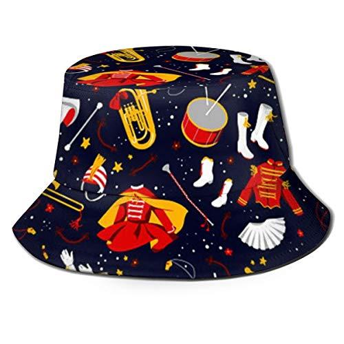 Bucket Hat Packable...