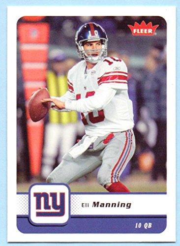 Mvp Manning Eli - Eli Manning 2006 Fleer #63 - New York Giants