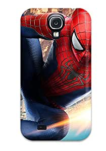 hudson kim's Shop 4927177K99940001 Shock-dirt Proof The Amazing Spider Man 2 New Case Cover For Galaxy S4