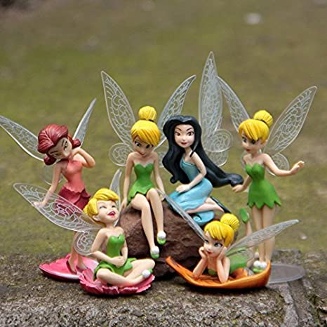 Amazon.com: 6pcs/set Anime bebé juguete de regalo juguetes ...