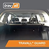 Travall Guard for SUBARU Forester (2012-Current) TDG1457 - Removable Steel Pet Barrier