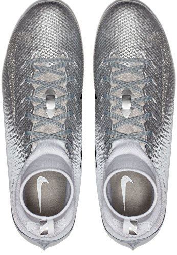Metallic Cleats Untouchable NIKE Mens Pro Silver 3 Football Vapor White x455wqY8r