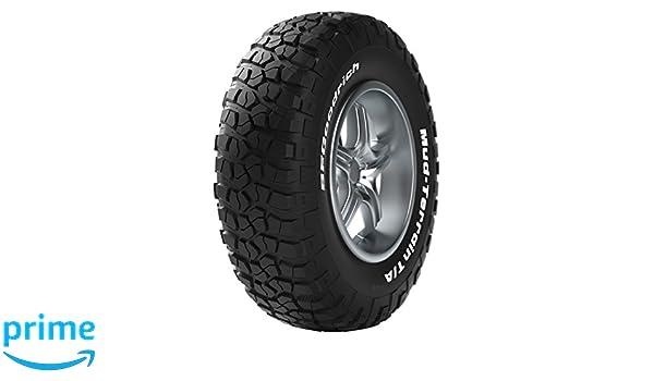 BFGOODRICH MUD TERRAIN T/A KM2 - 215/75/15 100Q - C/G/76dB - Neumático Todoterreno: Amazon.es: Coche y moto